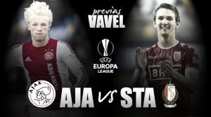 Previa Ajax - Standard Liège: enemigos cercanos