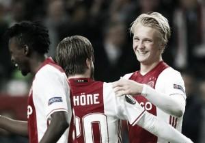 El Ajax ya es de octavos