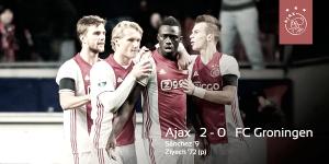 El Ajax no cede