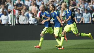 Ajax win De Klassieker