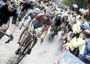 Giro de Italia 2015: una partida de ajedrez