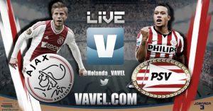 Ajax vs PSV en vivo y en directo online