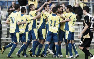 Las rachas de cuatro o más victorias, tarea pendiente del Cádiz