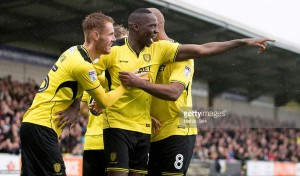 Burton Albion 3-1 Derby County: Miracle survival on as Brewers brush aside flailing Rams