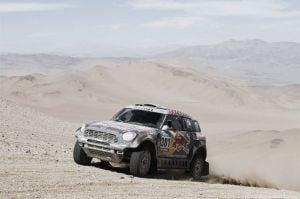 Dakar 2015, Al-Attiyah e Nikolaev si aggiudicano la quarta tappa