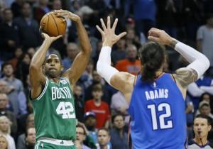 NBA - Nel finale le spaziature dei Celtics sono troppo per la difesa dei Thunder