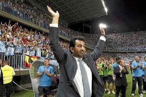 Al Thani abandona Málaga por el Ramadán