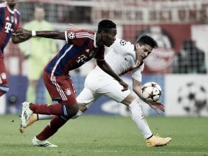 Bayern dealt double injury blow, as Alaba and Pizarro set for several weeks on the sidelines