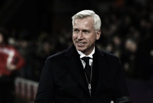 Pardew: Palace's commitment and desire can't be faulted
