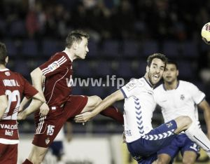 CD Tenerife-SD Ponferradina: puntuaciones de la Ponferradina, jornada 22