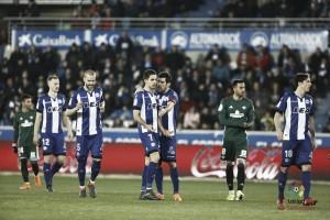 Deportivo Alavés - Real Betis: puntuaciones del Alavés, Jornada 28 de La Liga Santander