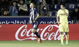 Liga - L' Alaves torna alla vittoria contro il Villarreal (2-1)