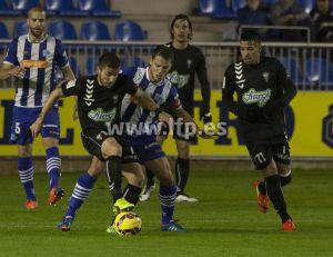 Deportivo Alavés - Albacete Balompié: puntuaciones del Albacete, jornada 17 de Liga Adelante