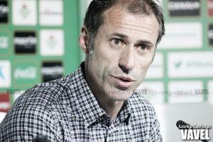 """Alberto: """"Es un partido interesante para ver el nivel que tenemos"""""""