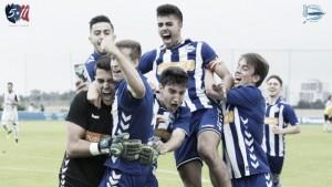El Alavés B se clasifica para la última ronda de los playoffs