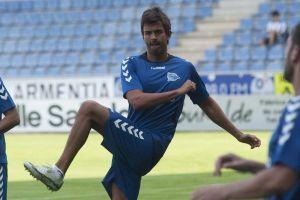 Iván Crespo no jugará en el Tenerife