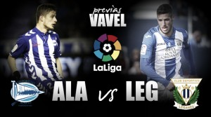 Previa Alavés - Leganés: en busca de la victoria liguera