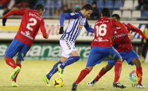 El Deportivo Alavés jugará este sábado en Laguardia