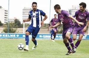 El Mirandés cae frente al Alavés (3-0)