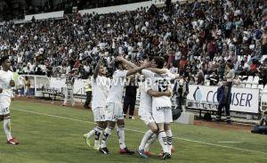 Media salvación en el bolsillo para el Albacete