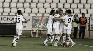 El Albacete aprende a ganar sufriendo