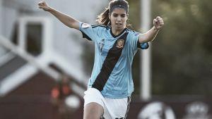 Alba y Elena de Toro, decisivas en el flamante estreno de la sub-19 femenina