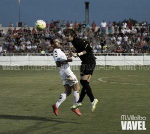 Derrota del Albacete ante un buen Villarreal B