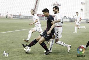 Albacete - Huesca: puntuaciones Albacete Balompié, jornada II