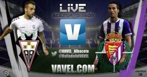 Albacete Balompié - Real Valladolid en directo online