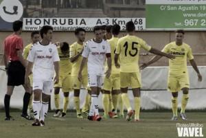 El Villarreal B empata frente al Albacete