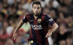 Barcelona negotiating new Alba contract
