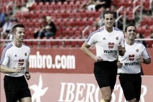 El árbitro: Alberola Rojas