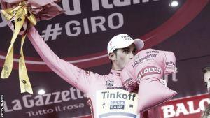 Giro d'Italia: Contador reclaims lead
