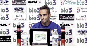 """Alberto Aguilar: """"Va a ser uno de los partidos más bonitos del año"""""""