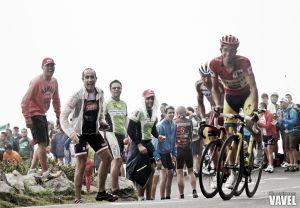 Segunda semana de la Vuelta a España 2014: Contador es el más fuerte