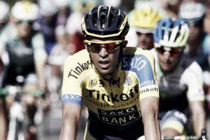 """Alberto Contador: """"Mejor imposible"""""""
