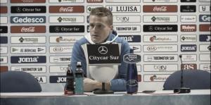 """Alberto: """"El equipo ha hecho un partido muy completo en todos los aspectos"""""""