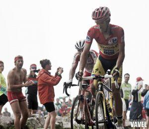 """Alberto Contador: """"Estoy contentísimo"""""""