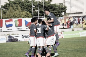 Guinea under-20 1-3 Paraguay under-20: La Albirroja amble to wonderful win on Toulon debut