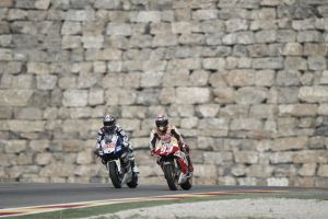 Horarios del Gran Premio de Aragón 2014
