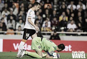 El Valencia no sabe gestionar sus ventajas