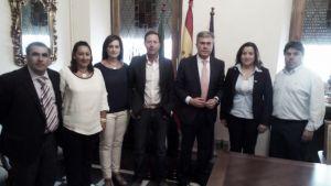 El Jaén FS seguirá contando con el apoyo del Ayuntamiento