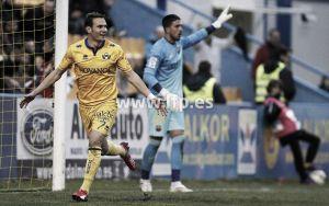 El Alcorcón vuelve a ganar en Santo Domingo