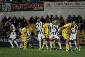 Los goles y el fútbol se olvidan del Alcorcón