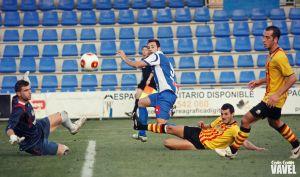 La efectividad del Sant Andreu tumba al Alcoyano en veinte minutos