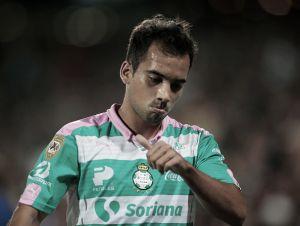 Adrián Aldrete, avergonzado con la afición de Santos Laguna