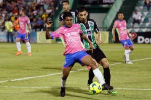 Agónico partido en el Olímpico de Tapachula