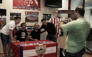 Suso y Pellerano estarán firmando autógrafos este miércoles en la tienda del club