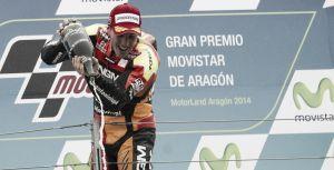 """Aleix Espargaró: """"Estoy muy contento con el resultado de hoy"""""""