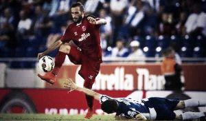 """Aleix Vidal: """"Hemos sido justos vencedores, dominando bien el tiempo de juego"""""""